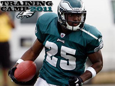 LeSean McCoy is not listed on the Eagles´ injury report. (Yong Kim/Staff Photographer)