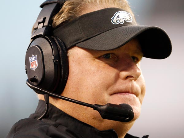 Eagles head coach Chip Kelly. (David Maialetti/Staff Photographer)