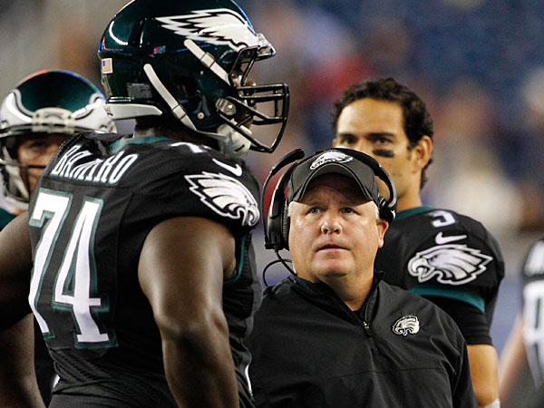 Eagles head coach Chip Kelly. (Ron Cortes/Staff Photographer)
