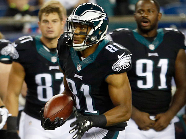 Eagles wide receiver Jordan Matthews. (Yong Kim/Staff Photographer)