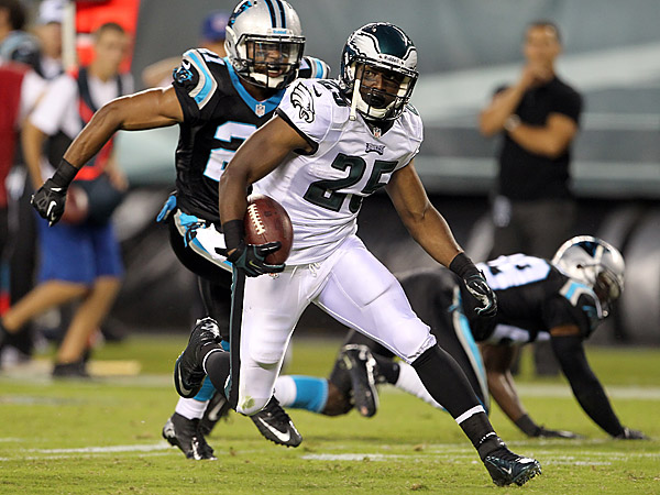 Eagles running back LeSean McCoy. (Yong Kim/Staff Photographer)