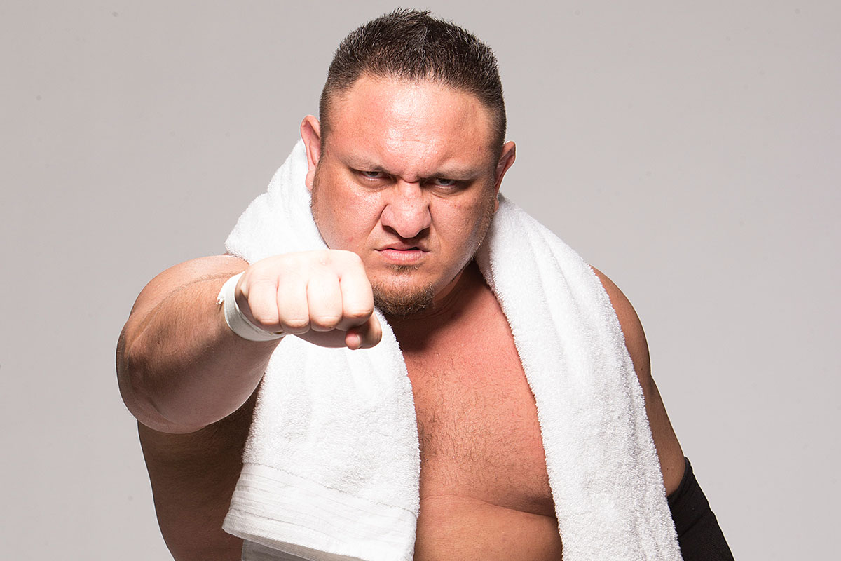 Samoa Joe Happy To Be The Top Man In Wwe Nxt Philly