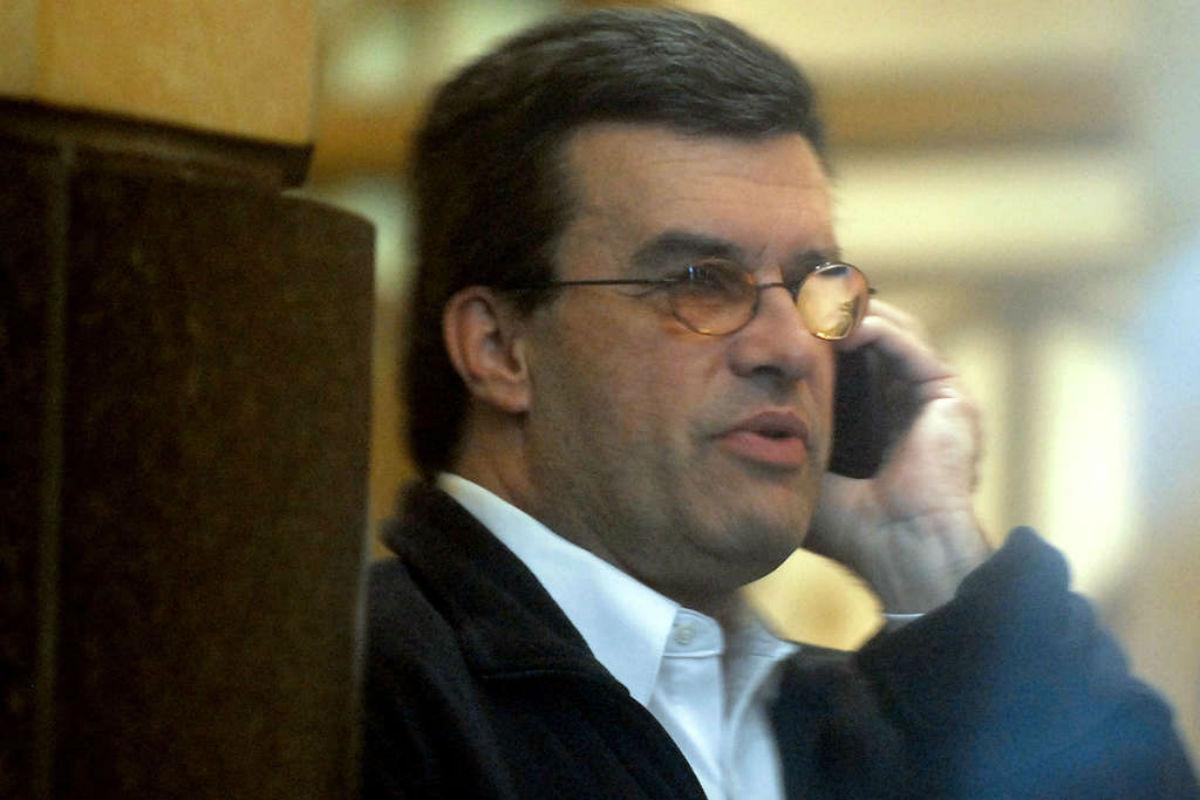 Ex-teacher Bernard Shero, in 2011 photo, was sentenced to eight to 16 years.