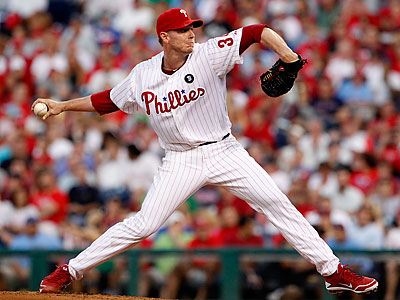 Roy Halladay´s best innings over his career are the second and ninth. (Ron Cortes/Staff Photographer)