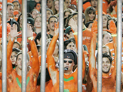 Who are the real victims of the university of Miami scandal? (AP Photo, Staff Photo Illustration)