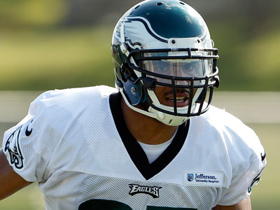 Rookie linebacker Mychal Kendricks has proven himself worthy of a spot on the Eagles´ roster. (Yong Kim/Staff file photo)