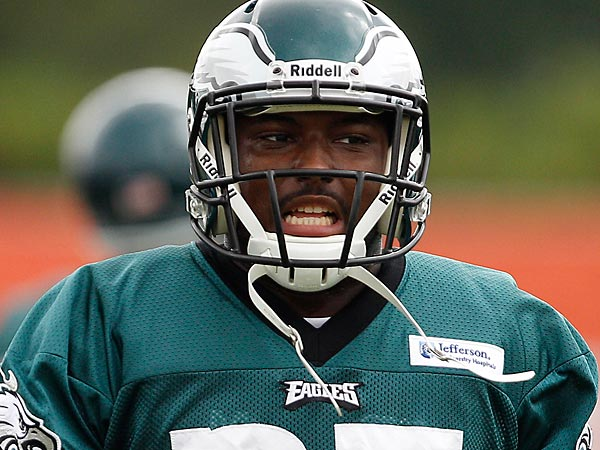 Eagles´ running back LeSean McCoy. (David Maialetti/Staff Photographer)