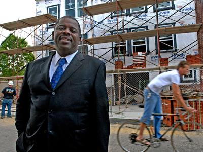 Carl Greene, director of the Philadelphia Housing Authority. (File photo)