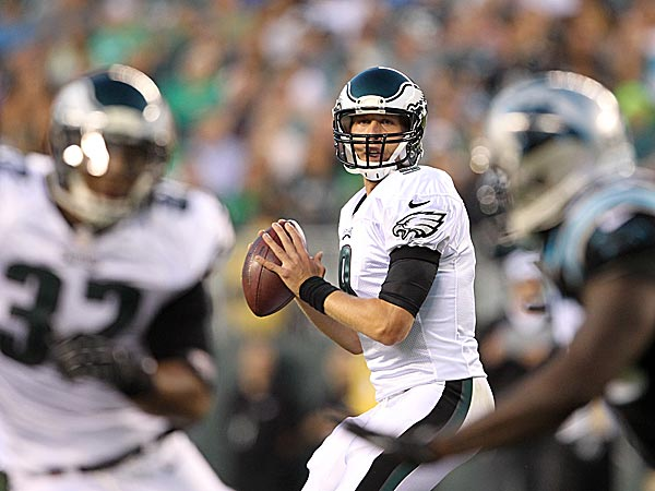Vick is the starter and now the Eagles should trade Foles