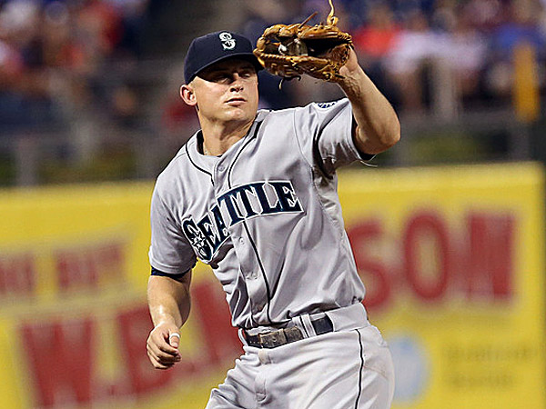 Mariners third baseman Kyle Seager. (Bill Streicher/USA TODAY Sports)