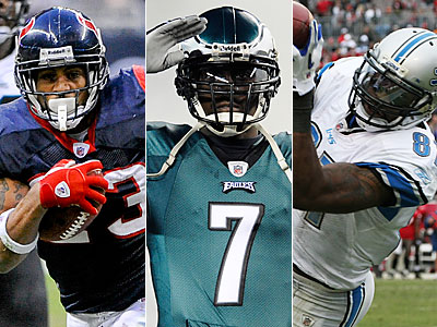 Who will be this season´s top fantasy performer? (AP Photos)
