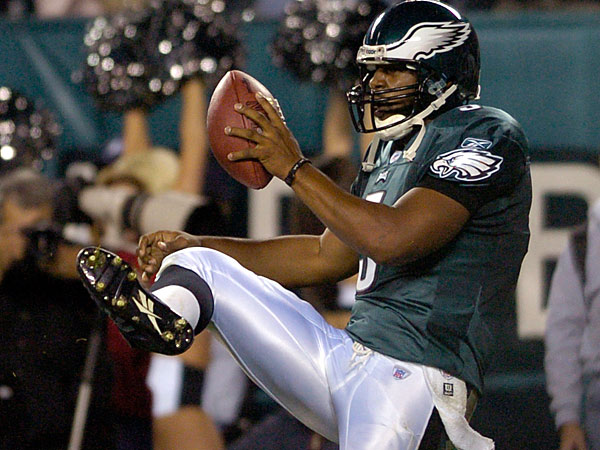 Donovan McNabb. (David Maialetti/Staff File Photo)