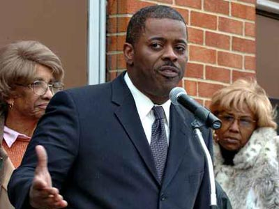 Carl R. Greene, executive director of the Philadelphia Housing Authority, retreated to his condo, not taking calls from friends and colleagues.