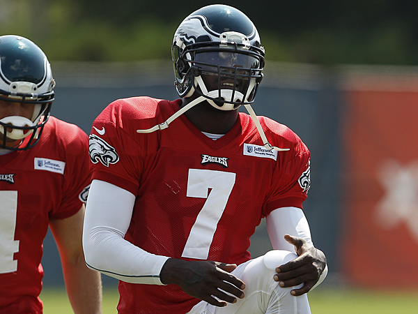 Vick impressed Chip with passion