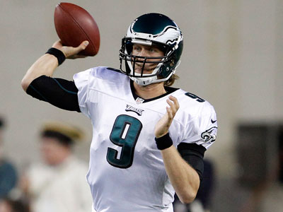 Nick Foles will start at quarterback for the Eagles in Friday´s game against the Browns. (Yong Kim/Staff file photo)