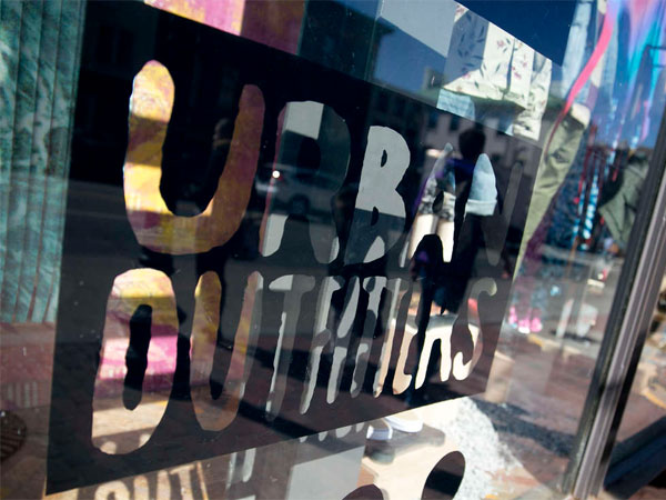 Urban Outfitters. (Bloomberg News)