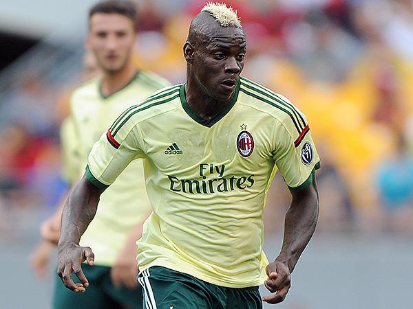 Mario Balotelli. (Don Wright/USA Today Sports)