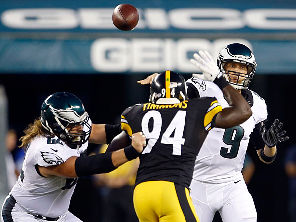 Eagles 31, Steelers 21