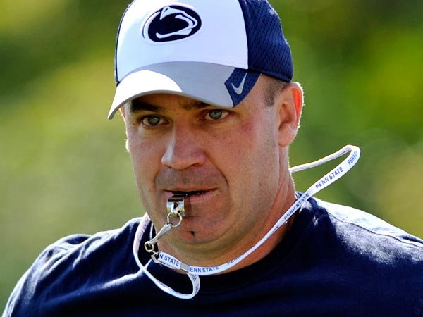 Penn State head coach Bill O´Brien. (AP Photo/Centre Daily Times, Nabil K. Mark)