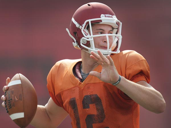 Temple´s Connor Reilly. (Steven M. Falk/Staff Photographer)