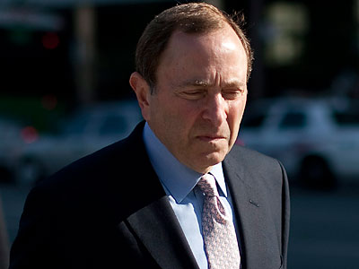 The NHL´s collective bargaining agreement is set to expire on September 15. (Chris Young/Canadian Press/AP)