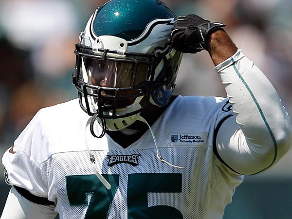 Eagles´ Vinny Curry. (David Maialetti/Staff Photographer)