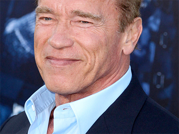 "Arnold Schwarzenegger at the premiere of Lionsgate Films´ ""The Expendables 3."" (FayesVision/WENN.com)"