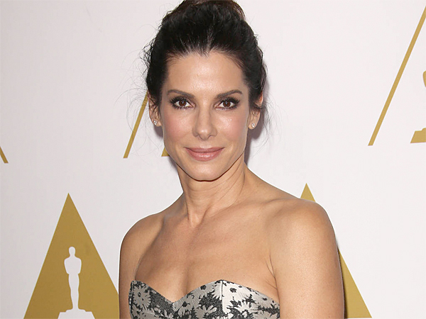 Sandra Bullock at the 86th Oscars Nominee Luncheon at the Beverly Hilton Hotel. (FayesVision/WENN.com)