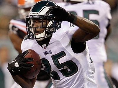 LeSean McCoy appears poised for another big season in 2011 (David Maialetti/Staff Photographer).
