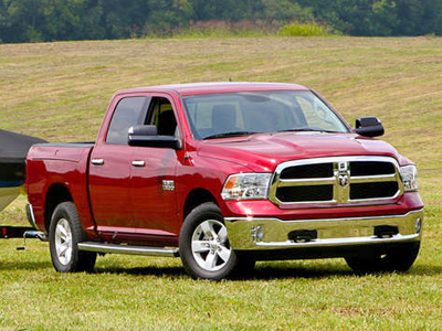 The Ram 1500 pickup has dropped the Dodge name but added some improved features.