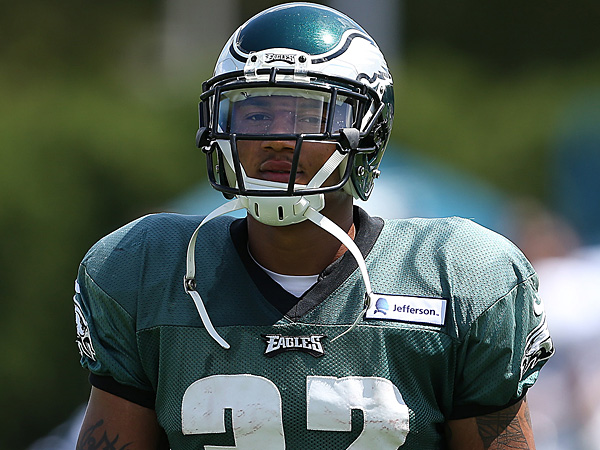 Eagles running back Chris Polk. (David Maialetti/Staff Photographer)