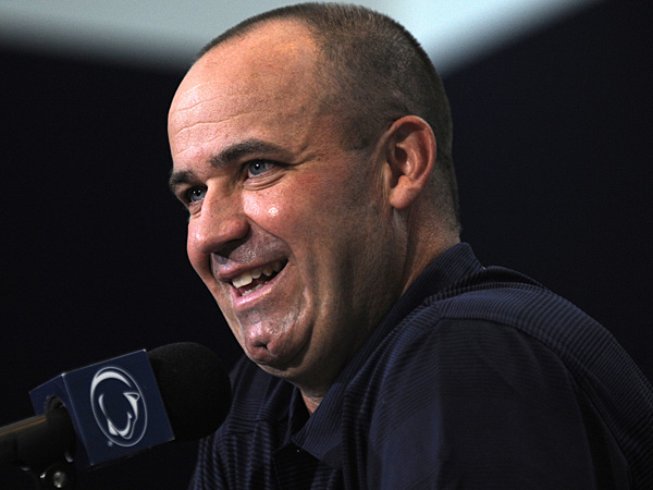 Penn State head football coach Bill O´Brien. (AP Photo/Centre Daily Times, Nabil K. Mark)
