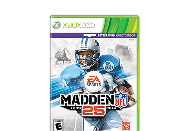 Madden 25 was released in stores on Tuesday. The popular game could be a nice holiday gift for gaming enthusiasts. (EA)
