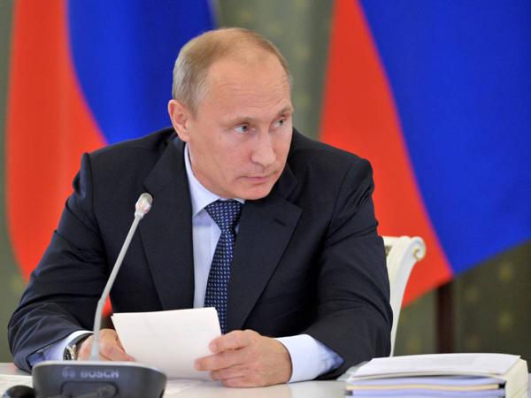 Russian President Vladimir Putin. (AP Photo/RIA Novosti, Alexei Nikolsky, Presidential Press Service)
