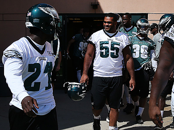 The Eagles´ Brandon Graham. (David Maialetti/Staff Photographer)