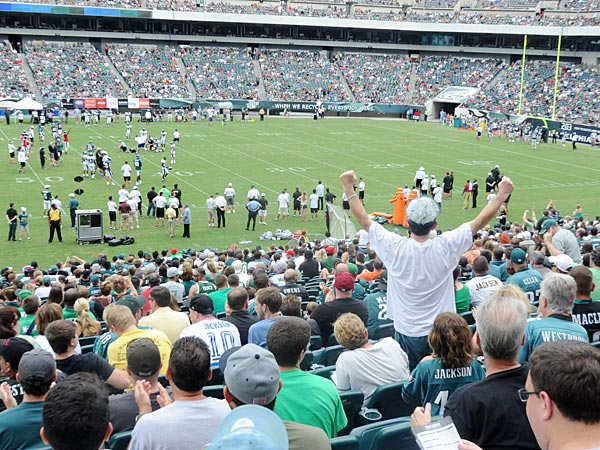 Lincoln Financial Field. (Clem Murray/Staff Photographer)
