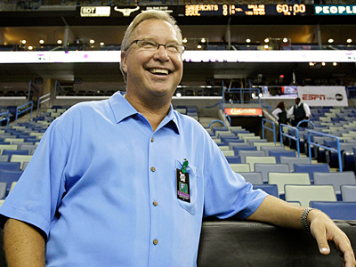 Philadelphia Soul team president Ron Jaworski visited China in 2012 to promote the Arena Football League. (Alex Brandon / AP file photo)