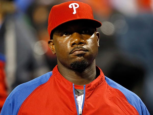 Ryan Howard. (Yong Kim/Staff Photographer)
