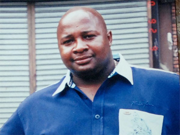 Ronald Singleton died July 13 after being restrained by New York City police.