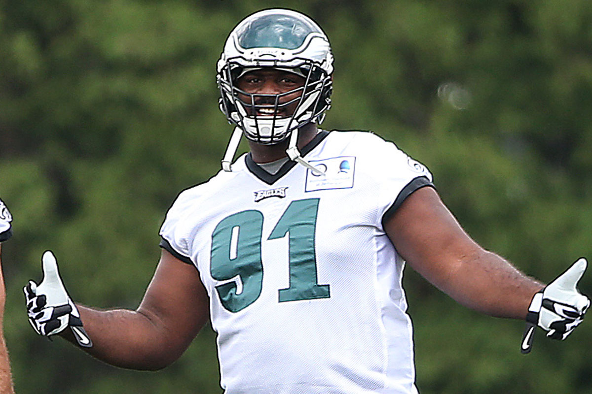 Fletcher Cox agrees to six year $103 million contract extension