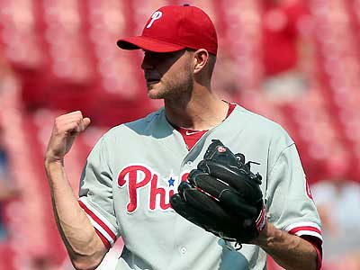 Ryan Madson figures to command a big contract this offseason, whether it´s with the Phillies or another team. (Tony Tribble/AP)