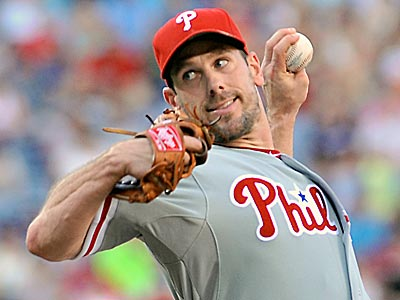 Cliff Lee takes the hill for the Phillies season finale. (Gregory Smith/AP)