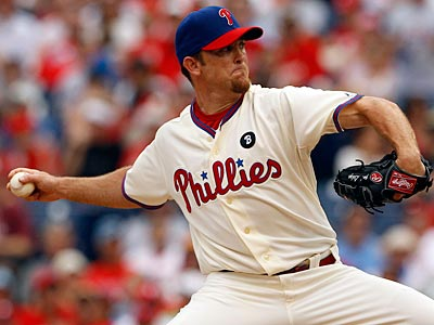 Has Brad Lidge done enough since coming off the disabled list to warrant a postseason roster spot? (Yong Kim/Staff Photographer)