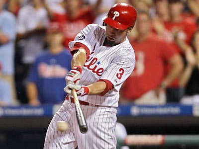 The Phillies have activated Ross Gload from the disabled list. (David M Warren / Staff Photographer)