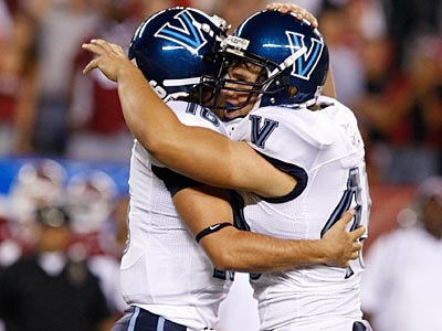 The Villanova Wildcats defeated the Temple Owls, 27-24, in the first Mayor´s Cup last year. (Ron Cortes / Staff File Photo)