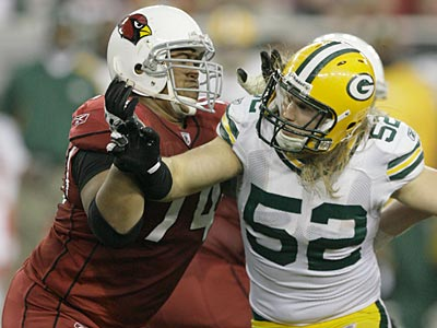 The Eagles have traded for Cardinals offensive lineman Reggie Wells. (AP Photo / Paul Connors)