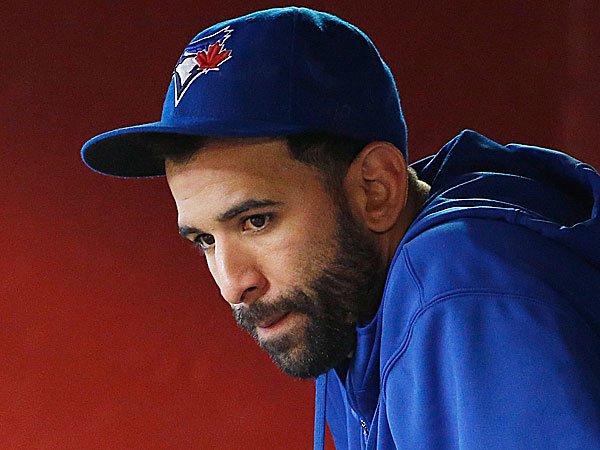 The Blue Jays´ Jose Bautista. (Ross D. Franklin/AP)