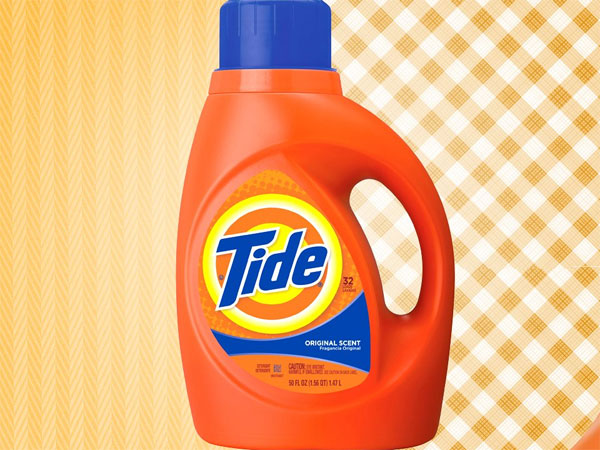 P&G CEO A.G. Lafley said Wednesday that Tide Simply Clean and Fresh is one of a number of new detergent products P&G plans to introduce in February 2014. (Photo from Tide´s page on Facebook.com)