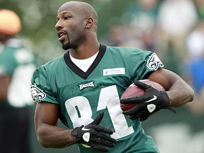 Jason Avant has full participation in practice