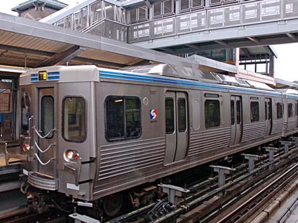 New Septa Subway Cars